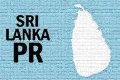 (Not so) Proportional Representation – On Sri Lankan Parliamentary Election –  Nuwan I. Senaratna
