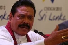 In Sri Lanka an authoritarian Executive Presidency is acting as if the Constitution and the laws of the land are irrelevant in governance.