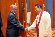 Sri Lanka: Nationalist partner of Rajapaksa coalition threatened to leave over South Africa mediation