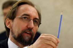 Grassroots leaders provide the best hope to a troubled world –  Zeid Ra'ad Al Hussein