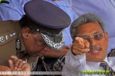 """The crucial question is """"Why is Gota conducting himself in this fashion?"""""""