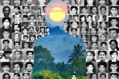 'Silenced Shadows': A fine presentation of compassionate resistance Poetry in Sri Lanka