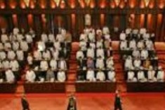 The Majority of 225 Parliamentarians Condemned the Police Attack on Students