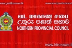 NPC replys to JHU Udaya Gammanpila's chellenge: Centre does not  allow North & East PCs to use the   devoled  powers