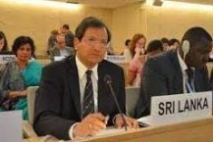 Hours before two SL HRDs released  in Colombo, SL Geneva mission accused them of 'terrorist connections' at HRC 25