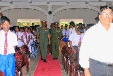 Army conducts workshop for Kilinochchi schoolchildren