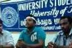 SL military coerces Jaffna University students to closed-door talks