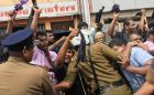 Sirisena gets into political hot water as elections approach