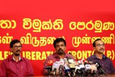 Sri Lanka: President should beg pardon from country for political crime he committed. – Anura Kumara