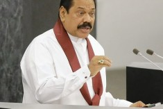 Sri Lanka president uses his time in U.N. spotlight to lash out