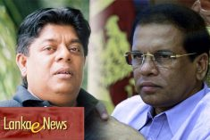 Sunday Times stand by its story of Sirisena's request to arrest and deportation of Lanka-eNews Editor.