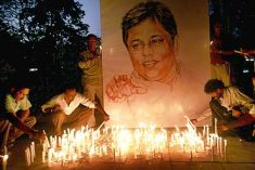Sri Lanka: Evidence unfolding before courts on Lasantha's Murder