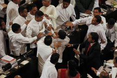 More pay for Sri Lanka political class