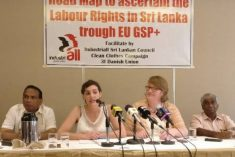 Sri Lanka: GSP plus benifits should be shared with workers – EU delegation