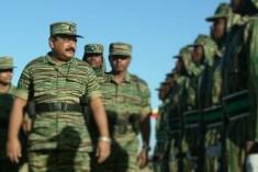 Detained Lankan Close Aide of Prabhakaran: Police