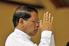 Sri Lanka President rejects foreign judges