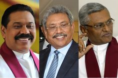 Sri Lanka: Rajapaksha tripple brothers snatch 168 important state institutions!