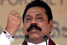 Rajapaksa wants GoSL to withdraw from cosponsoring Geneva resolution at @HRC40