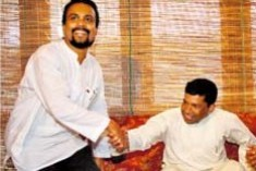 Minister Wimal Weerawansa  threatens to break from Govt if 13 A implemented