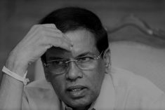 President Sirisena in conflict with the Constitution Council; Has referred back the list of nominees to the OMP; CC to stand by its decision