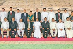 Sri Lanka Cabinet condemns recent  attacks on minority communities in a special statement