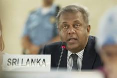 UNHRC-Sri Lanka  resolution process will continue despite withdrawal: Mangala Samaraweera