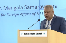 Backtracking on the Geneva resolutions will lead to the resumption of resentment, frustration, and fear among the vulnerable in our country – Mangala Samaraweera