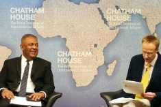 Societies that avoid looking at the past, fail to build sustainable peace – FM Samaraweera at Chatham House