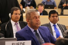 Side Event by Sri Lanka Mission at HRC 32 : 'Briefing on Recent Developments in Sri Lanka'