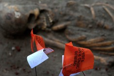 TNA calls for international probe into Mannar Mass grave as toll soars to 59