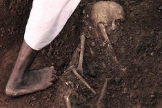 Presiding judge of the judicial inquiry into the Matale mass grave suddenly transferd