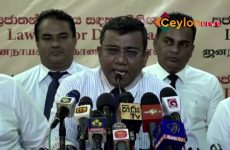 Sri Lanka: Magistrate wants threats against lawyer appearing for Swiss embassy employee probed