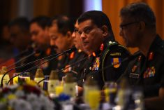 Sri Lanka appoints Army commander to head National Operation Center for Prevention of COVID- 19.