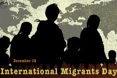 International Migrants Day  and recommendations for Sri Lanka