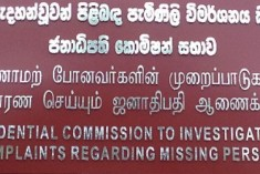 Sri Lanka: Missing Persons Commission To Be Abolished
