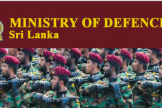 Though Sri Lanka has no Minster of Defence, President Rajapaksa takes over 6 more institutions under the ministry.