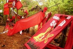Pro Government gangs target the JVP in Uva election campaign