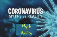 Coronavirus disease (COVID-19) advice for the public: Myth busters
