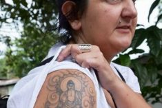 Sri  Lanka SC awards compensation to British tourist with Buddha tattoo