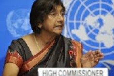 The key now is to implement thelaws and standards to make enjoyment of human rights a reality on the ground – Navi Pillay