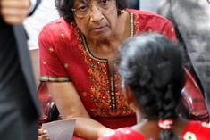 My  immediate concern for the protection of human rights defenders, journalists and communities I met during my visit from any reprisal, intimidation or attack – Navi Pillay