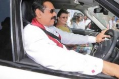 How Rajapaksa Played Santa Claus With State Funds Providing Luxury Vehicles