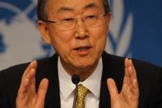 Ban Wants International Participation in Judicial Mechanism