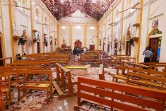 Sri Lanka attacks likely the work of Islamist militants: experts