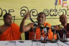 Anti-Muslim Leaflets Circulated Widely in Weligama as Bodhu Bala Sena Stages Rally