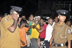 Motorcycle gunmen kill Kelaniya PS member who opposed Minister Mervyn