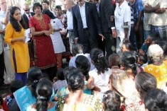 Sri Lanka President  slams UN rights body while Nivi Pillay visiting the country