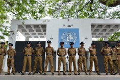 S. Lanka rights group 'harassed after UN meeting'