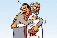 President Rajapaksa's message to Premier Modi: You can not interfere in our affires