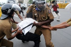 Threats and Violence undermine democratic governance in Sri Lanka